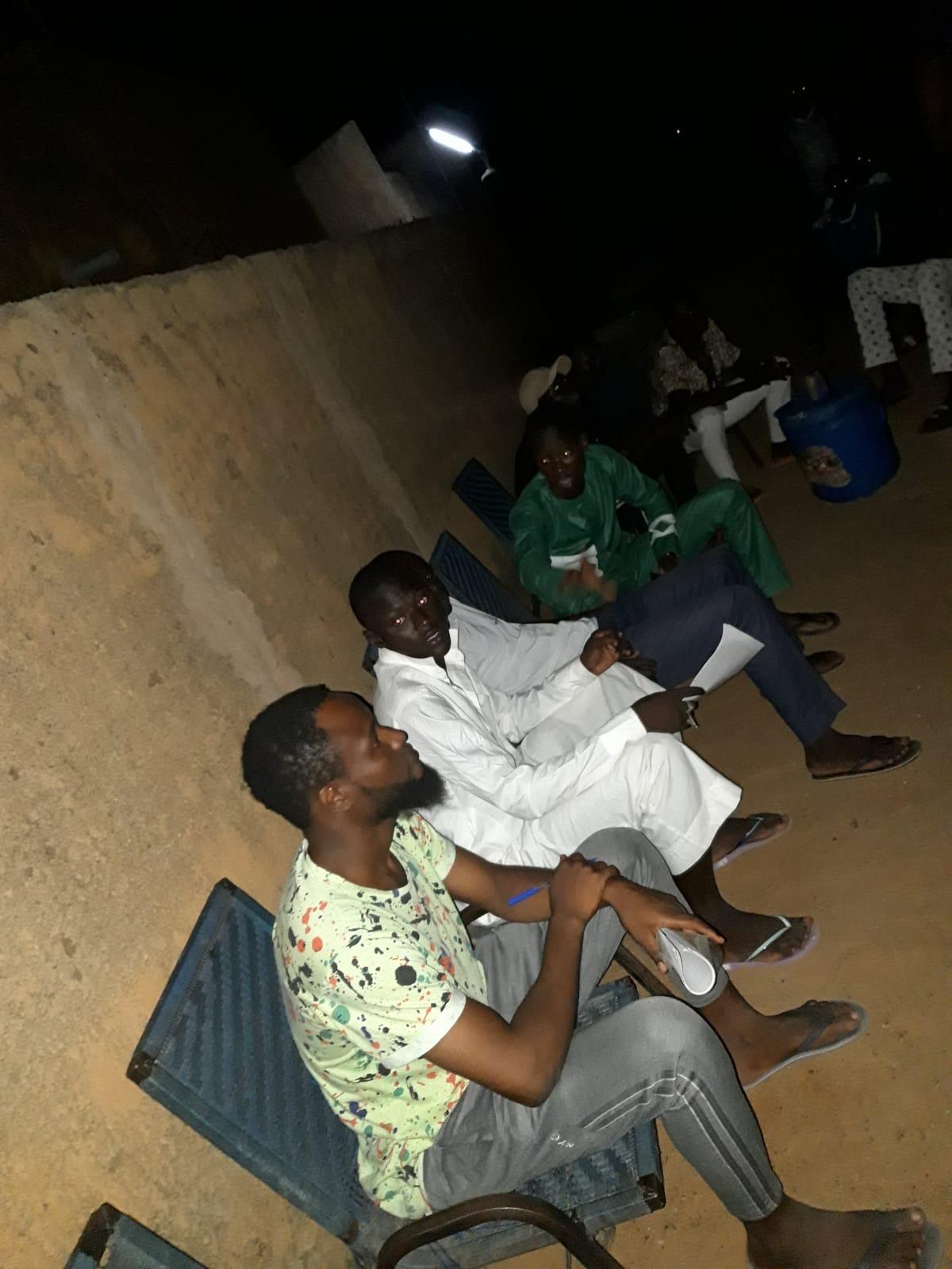 Les jeunes de Tillaberi se sont réunis autour des idéaux du Front Patriotique