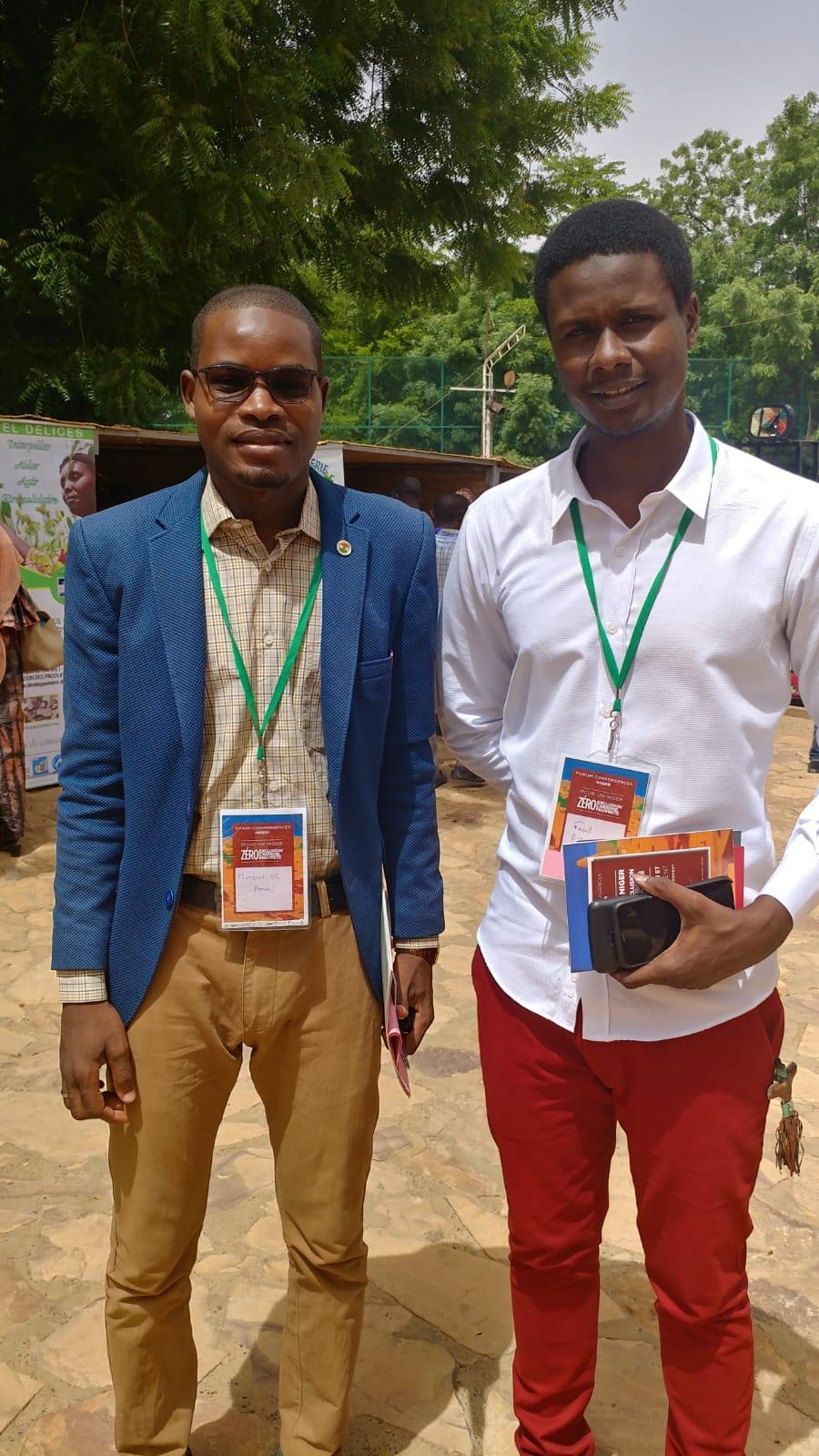Participation à la conférence «Convergence National 2019» sur le climat