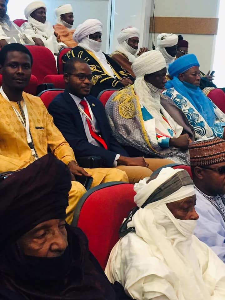 Sommet Continental de l'Afrique Niger 2019.