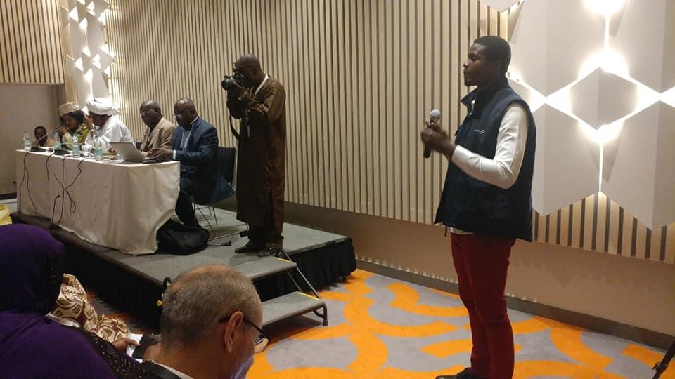 Deuxième journée du Sommet Continental Afrique, Niger 2019.