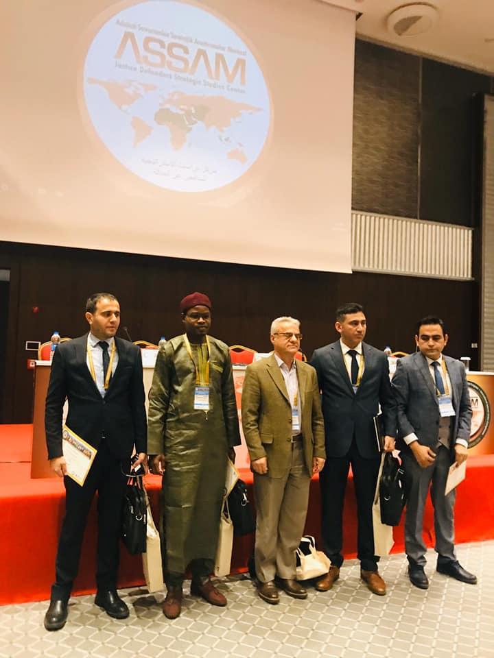 Le séjour du président à Istanbul du 19 au 25 Décembre 2019